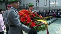 Alemania conmemora a sus héroes del atentado fallido contra Hitler