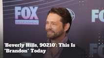 "'Beverly Hills, 90210': This Is ""Brandon"" Today"