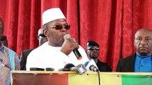 En hommage au père du ministre Nankouman, Kassory vante la création des Ministères à l'intérieur du pays