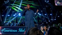 """Michael J. Woodard Sings """"You Outta Know"""" by Alanis Morissette - American Idol 2018 on ABC"""