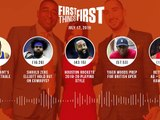 First Things First audio podcast (7.17.19)Cris Carter, Nick Wright, Jenna Wolfe _ FIRST THINGS FIRST