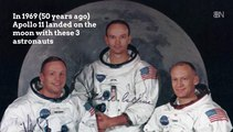 The Apollo Moon Landing: 50 Years Ago