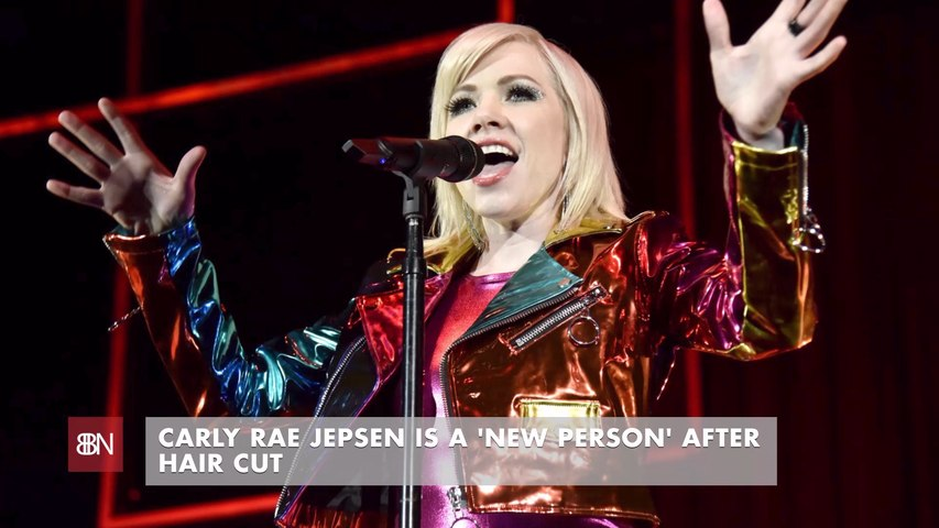 Getting The Carly Rae Jepsen Haircut