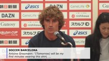 Griezmann: I did my best to leave Atletico in a good way