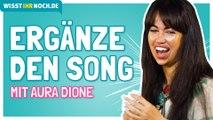 Aura Dione singt unsere alten Hits
