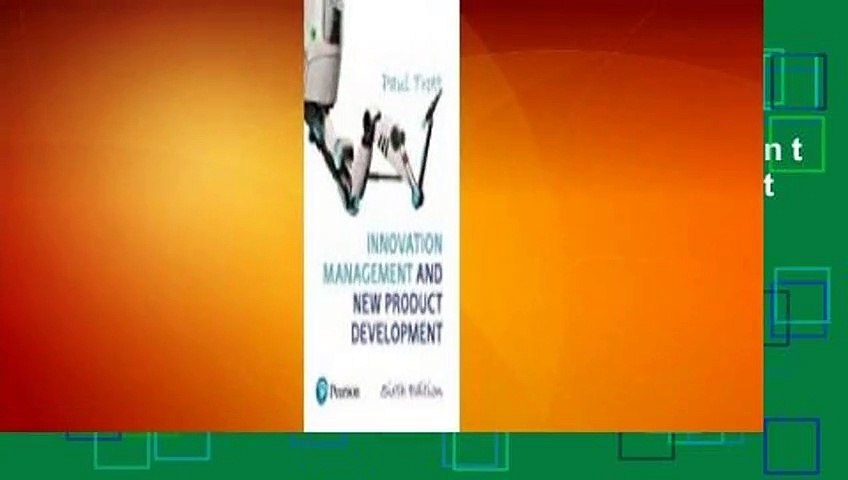 [Read] Innovation Management and New Product Development  For Free