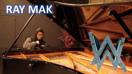 Alan x Walkers - Unity Piano by Ray Mak