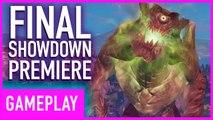 Fortnite Monster-Robot Mech Final Showdown Live Event
