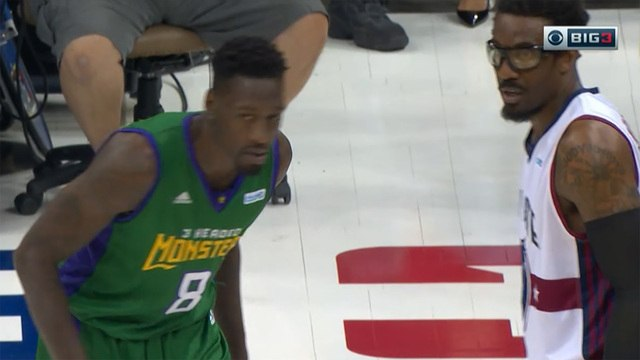 BIG3 Highlight: Tri-State vs. 3 Headed Monsters