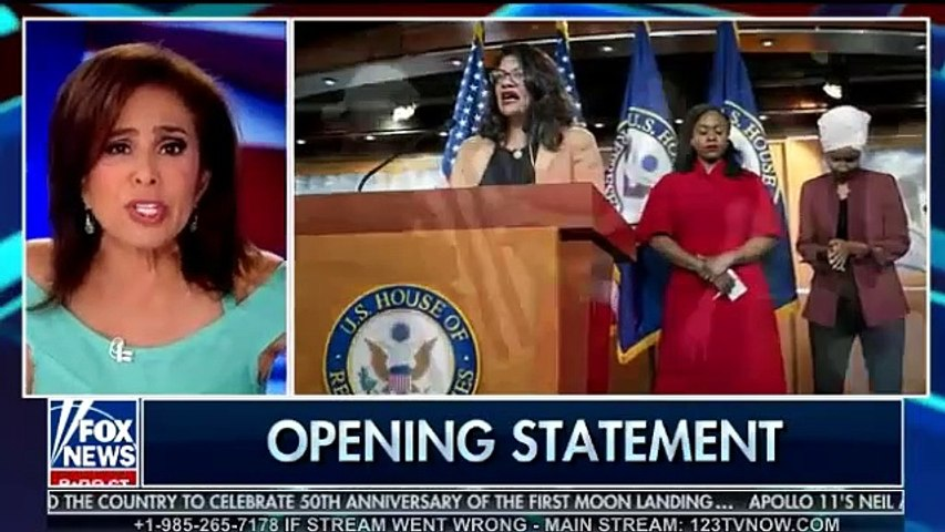 Justice With Judge Jeanine 7-20-19 - URGENT!TRUMP BREAKING News July 20, 2019