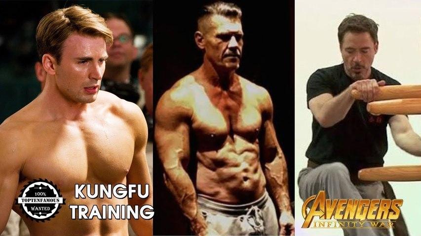 Superhero Training for Avengers: Infinity war -2