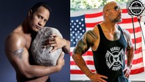 Dwayne Johnson - Transformation  From 1 To 46 Years Old