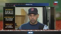 Alex Cora Provides Update On Michael Chavis Following Red Sox's Win Over Orioles