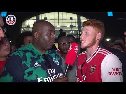 Arsenal 3-0 Fiorentina | Arsenal Has A Bigger Fan Base Than The LA Rams! (Message To Stan)