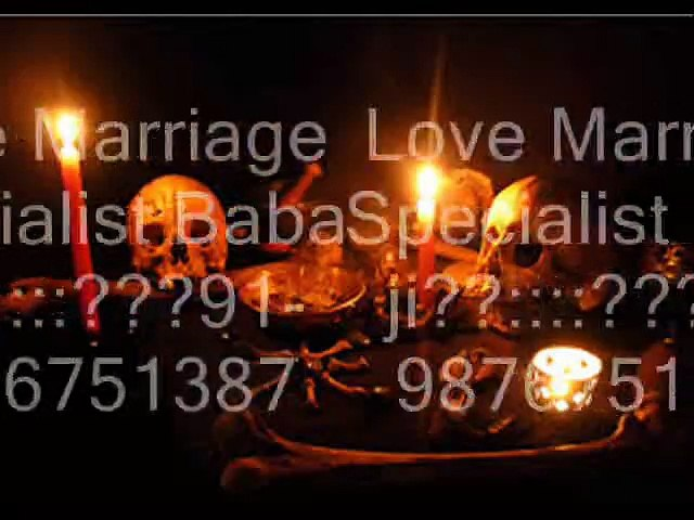 91-9876751387 Intercast Love Marriage Solution Specialist Baba J