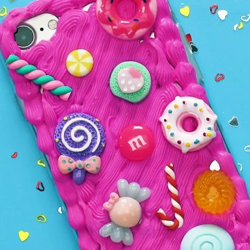 22 COOL AND EASY DIY PHONE CASE IDEAS