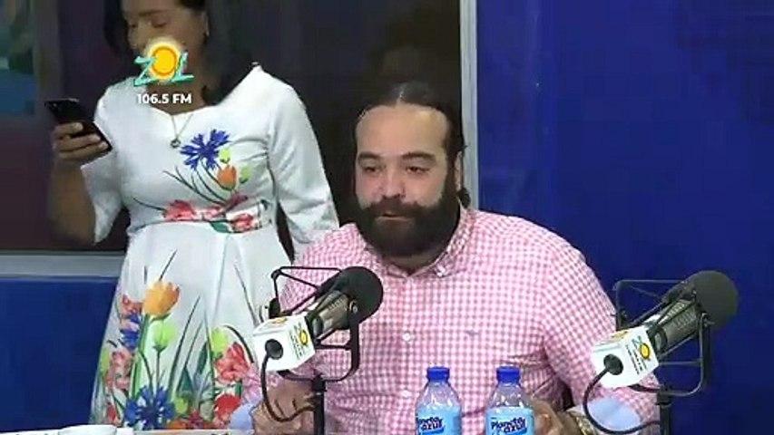 Pedro Manuel Casals a Jueza Katia Miguelina: