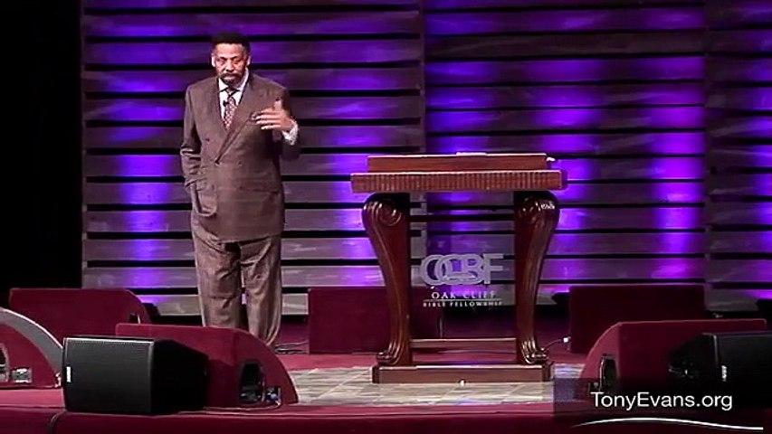 The Strategy of Satan - Tony Evans Sermon