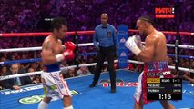 Manny Pacquiao vs Keith Thurman (20-07-2019) Full Fight