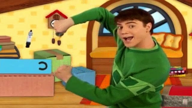 Blues Clues Season 5 Episode 19 - Let's Write!