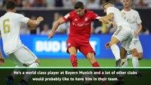 Lewandowski is world class, but Bayern exploring other options - Kovac