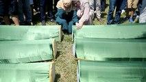 Bósnia presta homenagem a 86 vítimas da guerra