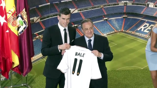 File footage of Gareth Bale after Zidane says Welshman set for Real exit