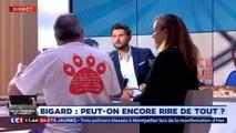 LCI : Jean-Marie Bigard charge Muriel Robin