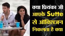 Priyanka Chopra the Sutta Maar Asthmatic and a Domuhi par excellence