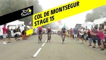 Col de Montségur - Étape 15 / Stage 15 - Tour de France 2019