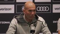 """Transferts - Zidane : """"Rien de personnel contre Bale"""""""