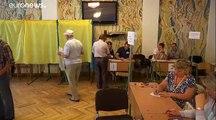 Un vent de dégagisme sur l'Ukraine