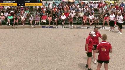 Championnat de France Triplettes Féminines à Saverdun (09) (7)