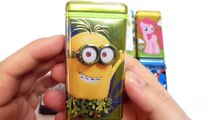 Batman, Superman, Green Lantern, My Little Pony, Minions - Crispy Chocs Special Edition