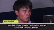 (Subtitled) 'I don't like the attention,' says new Real Madrid signing Takefusa Kubo