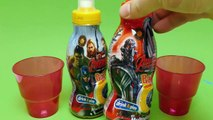 MARVEL Avengers - Age of Ultron - Bajko Drink & Play Surprise Toys Bottles