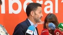 """Edmundo Bal: """"Un Gobierno de subida de impuestos, demagogia y populismo no es lo que queremos para España"""""""