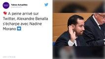Passe d'armes entre Alexandre Benalla et Nadine Morano sur Twitter