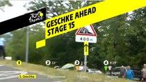 Geschke devant / Geschke ahead - Étape 15 / Stage 15 - Tour de France 2019