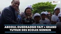 Éducation  Abdoul Ouédraogo fait « Grand tuteur » des écoles Nemnin