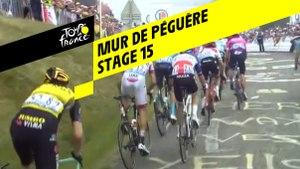 Mur de Péguère - Étape 15 / Stage 15 - Tour de France 2019