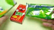 Glico PRETZ Snacks from Japan