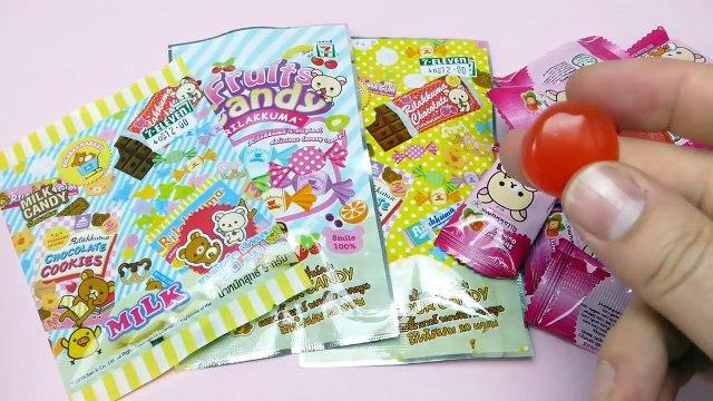 Rilakkuma Sweets & Cookies Cookies from Asia