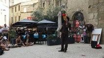 Un spectacle de jonglerie tout en poésie au Festival Off d'Avignon