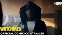 Watchmen Official Comic-Con Trailer (2019) Regina King HBO Series