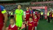 Arnautovic scores in China debut as Shanghai SIPG draw 2-2 at Chongqing