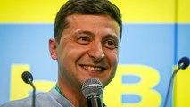 Ucraina: sondaggi ed exit poll con Zelenskyi