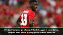 Tuanzebe the future of Man United - Solskjaer
