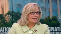 "Liz Cheney says Trump's attack on congresswomen ""isn't about race"""
