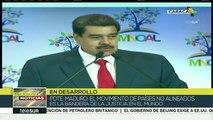Maduro: El MNOAL está llamado a un inmenso papel para un mundo nuevo